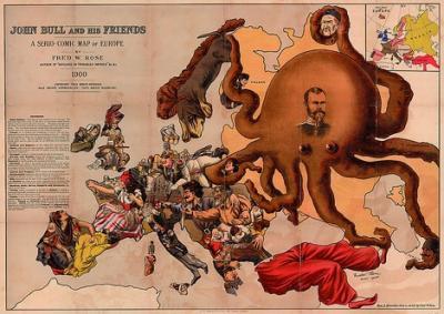 Las dos Europas y los efectos en la geoestrategia